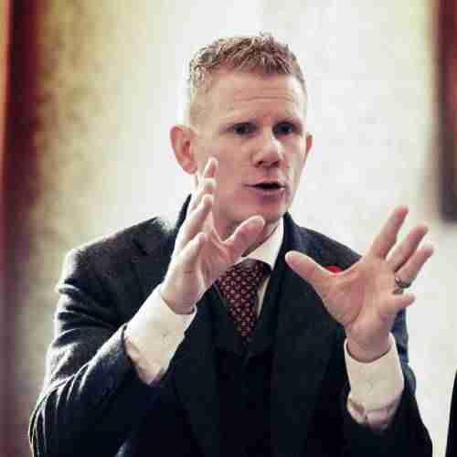 Richard McCann Course profile photo